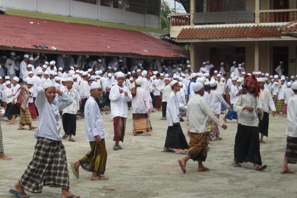 DPR Minta Masukan PBNU dan Muhammadiyah untuk RUU Pesantren