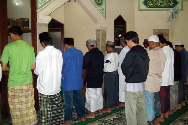 Masjid Muhammad Cheng Ho Jember Canangkan Gerakan Subuh Berjamaah