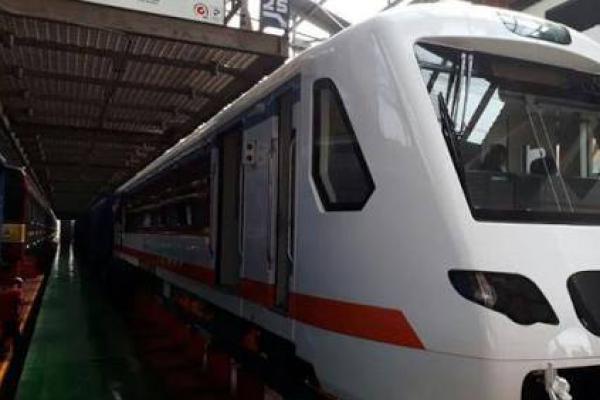 Kereta Api Bandara akan Uji Coba 25 November