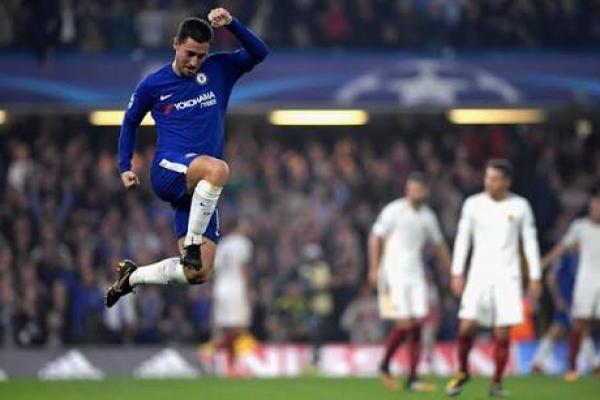 Eden Hazard sebut Juara Europa Harga Mati Bagi Chelsea