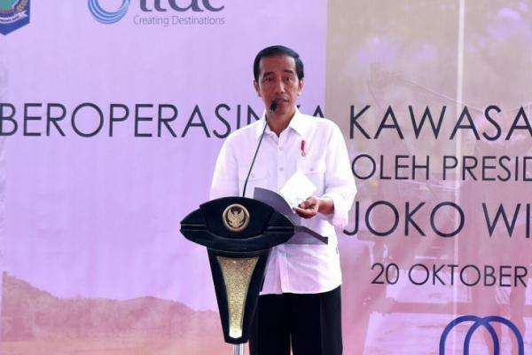 Hidup dalam Keberagaman, Ini Pesan Jokowi