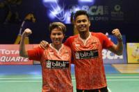 Tontowi/Liliyana Melenggang ke Semi Final Denmark Open 2018