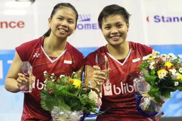 Kejuaraan BWF World Tour Finals 2020, Indonesia Kirim Lima Wakil