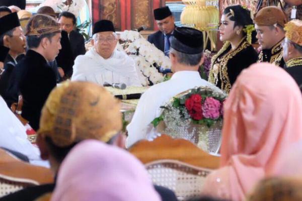 Cak Imin: Pernikahan Kahiyang Tak Perlu Dipolitisir!