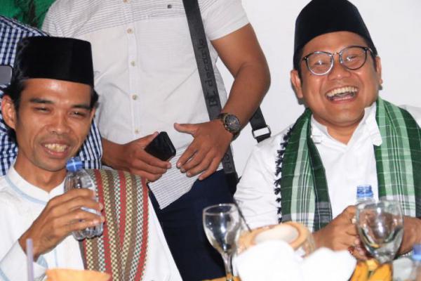 Ustadz Somad: Cak Imin adalah Pejuang dan Panglima Santri