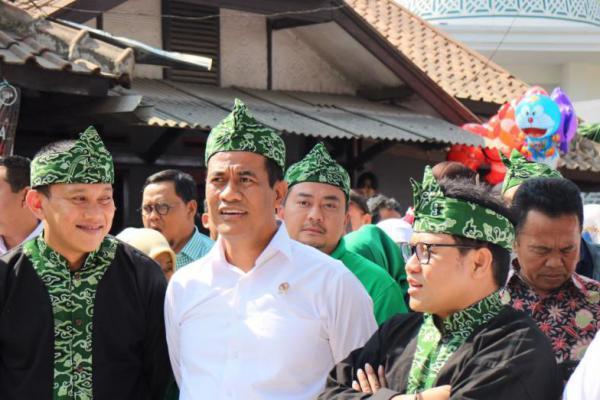 Menteri Pertanian Sebut Stok Beras Nasional Capai 1,8 Juta Ton
