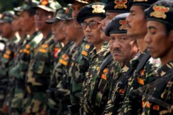 Polisi Mojokerto Gandeng Banser Jaga Keamanan Natal dan Tahun Baru