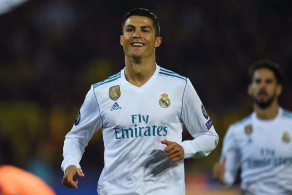 Ronaldo Raih Ballon D`Or Kali Kelima