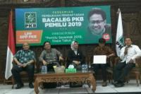 """LPP PKB Gelar Diskusi Bertajuk """"Pemilu Serentak 2019, Siapa Takut..!"""""""