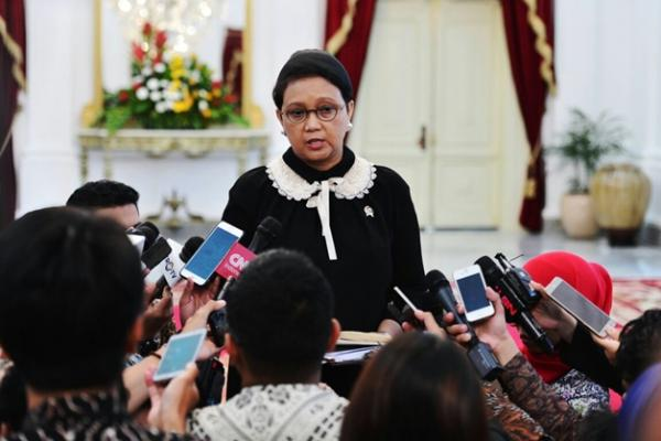 Menlu Retno: Sekjen PBB Puji Peran Indonesia dalam Perdamaian Palestina