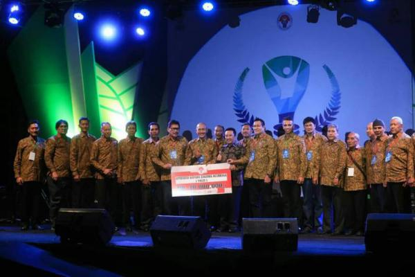 286 Legenda Olahraga Indonesia Terima Penghargaan dari Menpora