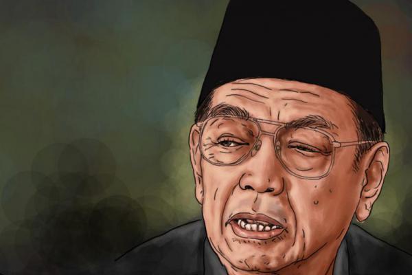 Gus Dur dan Kisah Pendirian Pesantren di Papua