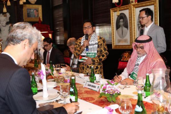 Peduli Palestina, Cak Imin Gelar Pertemuan dengan 12 Dubes OKI