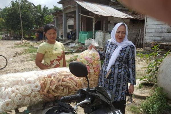 Anna Muawanah Ajak Masyarakat Berdayakan UMKM Desa