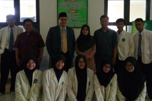Ini Pesan Khusus Abdul Muin Pada Lulusan TBI UIN Banten