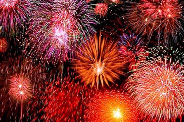 Ancol Gelar Musical Firework Malam Tahun Baru