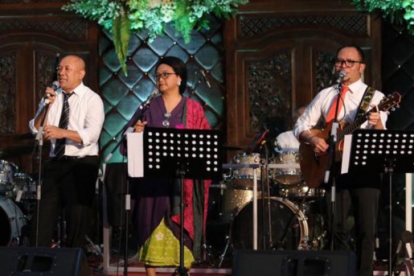 """""""Elek Yo Band"""" Mulai Dikenal, Ini Pendapat Hanif Dhakiri"""