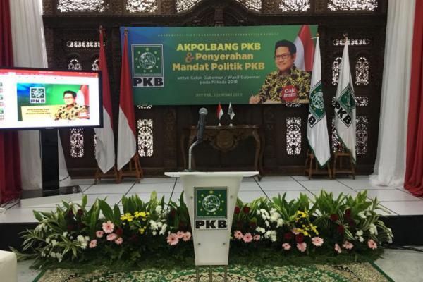 PKB Serahkan Mandat Politik Cagub-Cawagub, Termasuk Jatim