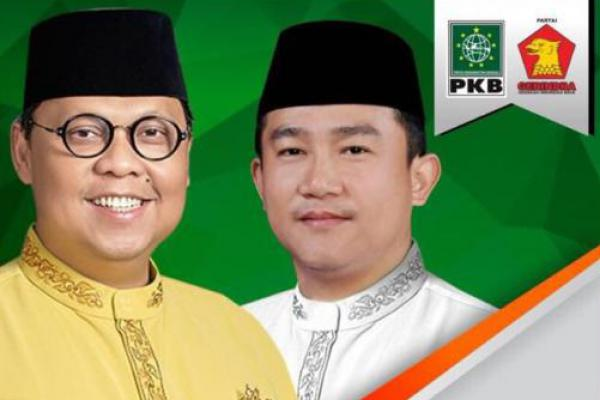 PKB dan Gerindra Bersatu di Riau Usung Lukman Edy-Hardiyanto