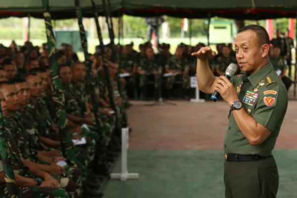 KSAD Perintahkan Pangkodam Bentuk Tim Pengawal Netralitas Tentara