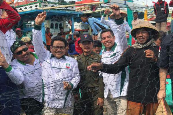 Terbukti Peduli Petani dan Nelayan, Gerbang Tani Ingin Cak Imin Tetap Pimpin PKB