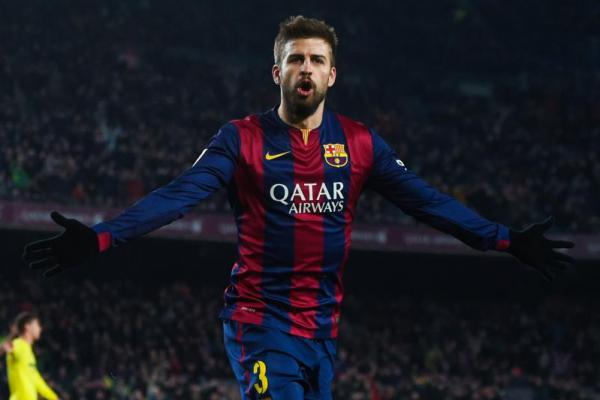 Berpeluang Rebut `Treble Winner`, Pique Minta Barcelona Tetap Fokus