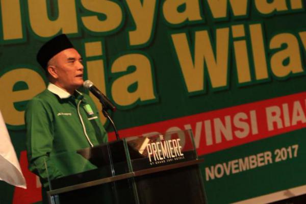 Partai Islam Kalah di Negeri Mayoritas Muslim, Begini Kata Marwan Dasopang