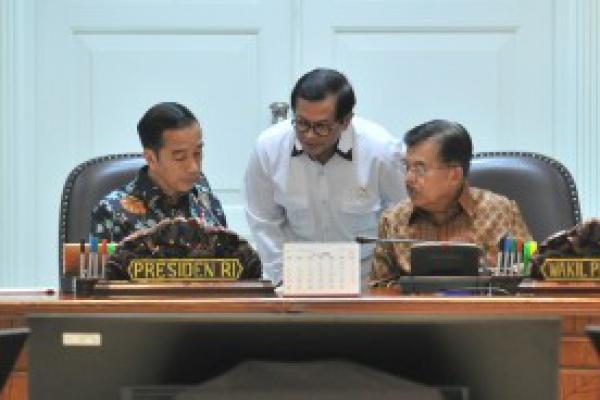 Presiden Pimpin Rapat Paripurna Bahas RAPBN 2019