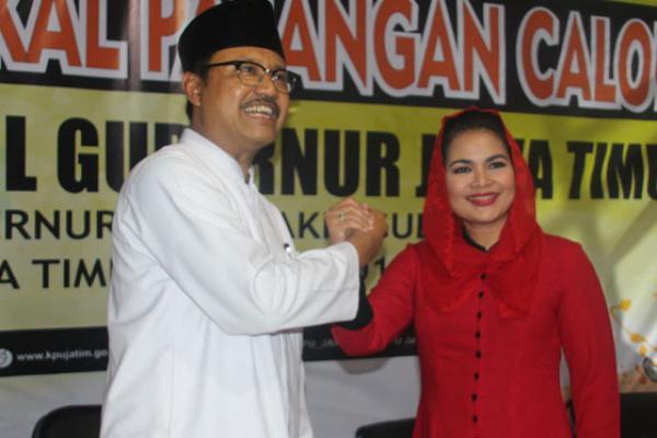 "Pasangan Gus Ipul-Puti Luncurkan Program ""Satria Madura"""
