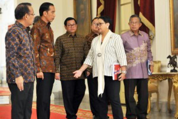Ratas, Jokowi Minta Proyek PSN Dikerjakan 2018