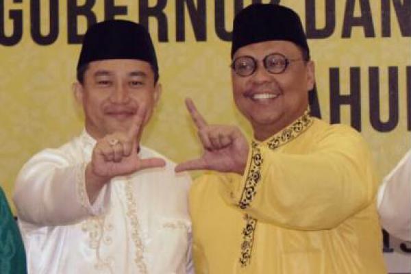Bersih dari Korupsi, Elektabilitas Lukman Edy-Hardianto Tertinggi