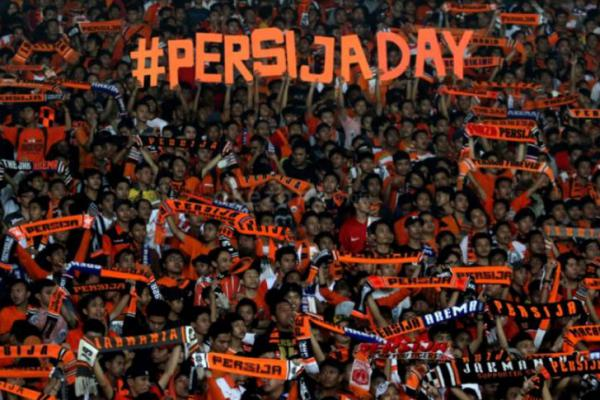 Jakmania Siap Sambut Baik Supporter Bali United, Sriwijaya dan PSMS