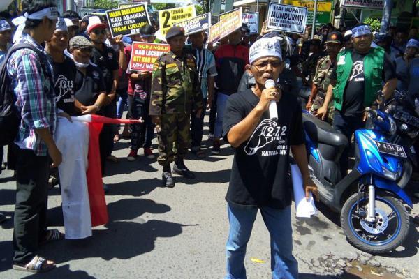 Aksi 212 di Jember, Polisi Tangkap Oknum Wartawan Karena Ini