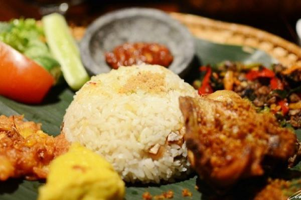 Bertemu Jokowi, Megawati Suguhkan Menu Makan Khas Nusantara