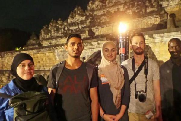 Belajar Keberagaman dan Toleransi, Delegasi Muslim Australia Kunjungi Indonesia