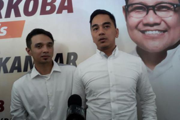 "Personel Band Ungu Dukung ""Deklarasi Sholawat Anti Narkoba"""