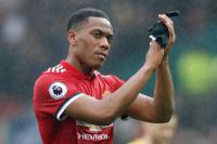 Manchester United Perpanjang Kontrak Anthony Martial