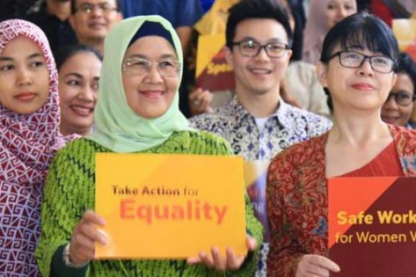 Kemnaker Dukung Kesetaraan Gender dalam `Perjanjian Kerja Bersama`