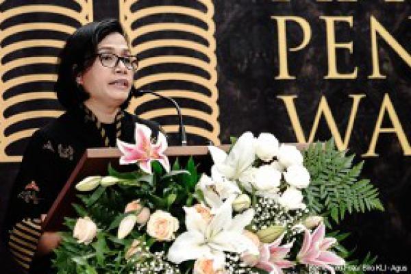 Menkeu Optimis Ekonomi Indonesia Tumbuh 5,1%