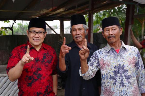Nama Cak Imin Diperhitungkan Jokowi