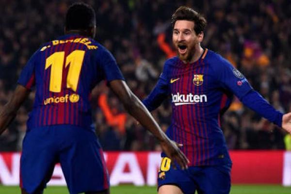 Pepet Atletico Madrid, Barcelona Belum Menyerah Kejar Juara La Liga