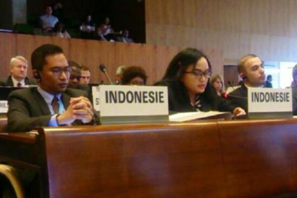 Kemnaker: Indonesia Konsisten Perjuangkan Hak Pekerja Palestina di Forum Internasional