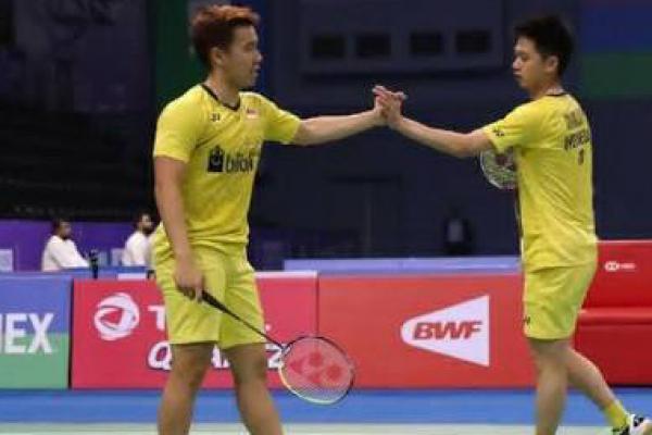 Dua Wakil Indonesia Melaju ke Semifinal Japan Open 2018