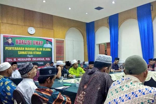 Alim Ulama Sumatera Utara Beri Mandat Cawapres kepada Cak Imin