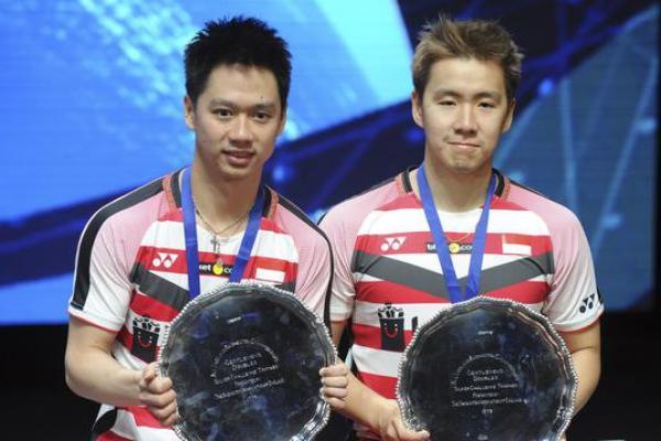 Kevin/Marcus Ingin Pertahankan Gelar Indonesia Open