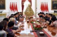 Jokowi Ingin Ada Target Besar Musik Indonesia