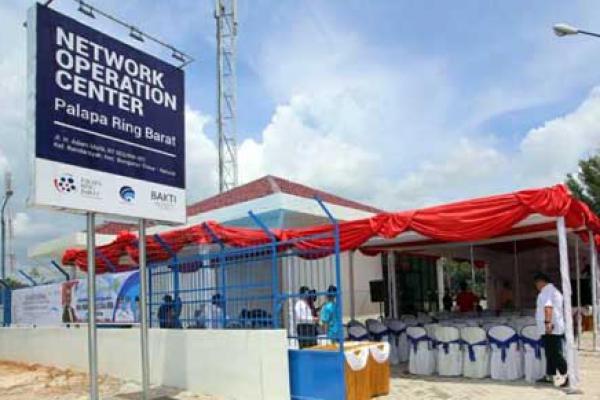 Proyek Palapa Ring Sudah Selesai, Menkominfo: Supaya Internet Sampai ke Pedesaan