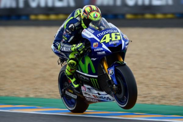 Sambut MotoGP di Mugello, Rossi Merasa `Pede`