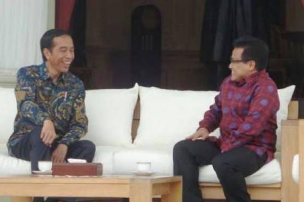 """Surat Cinta Untuk Jokowi, Menjawab Tudingan """"Kawin Paksa"""""""