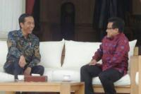 Median: Elektabilitas Jokowi-Cak Imin Tertinggi sebagai Capres-Cawapres